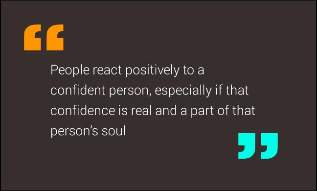 success, confidence