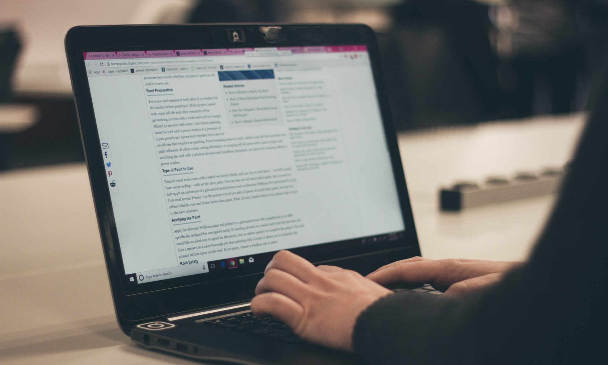 seniors guide to blogging